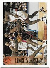 1996 Topps Charles Barkley #179 Houston Rockets