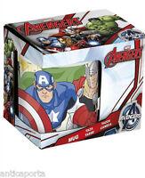 Tasse Original Avengers Marvel Captain L'Amérique Thor Hulk Iron Man