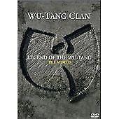 Wu Tang Clan-Legend of the Wu-Tang-les vidéos-Region 2 DVD