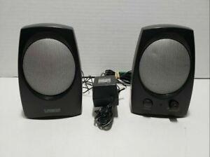 Creative GCS300 Wired Speakers Cambridge Soundworks Black & Grey