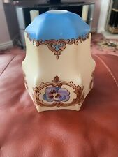Small Decorative Glass Vintage Lampshade