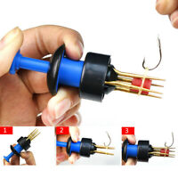 1Pc Pellet Bander Tool Micro Bait Bands Match Coarse Fishing Terminal Tackle set
