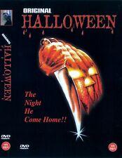 Original Halloween: The Night He Come Home (1978, DVD)