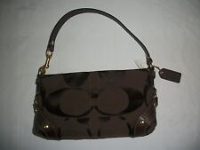 Coach Bag / Purse Genuine Leather  Brown  NEW Condition  No Defects