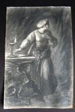 Pierre Claude Delorme -  Paire de dessins néoclassiques - début XIXème