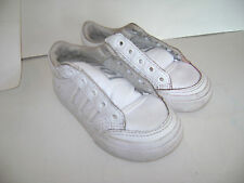 adidas AMERICANA TODDLER BOYS GIRLS SHOES SNEAKERS size 6 M WHITE LEATHER
