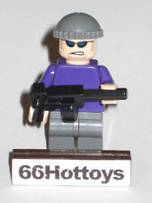 LEGO 7783 Batman Mr. Freeze Henchman Minifigure NEW