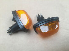 Fiat 126 - Pair of Brand New Side Wing Indicators Repeaters