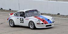 Porsche 911 RSR  Vintage Classic GT  Race Car Photo (CA-0898)