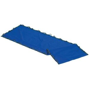 Blue Transtex Ultra Glide Slide Sheet with Handles Durable Rectangular 200x 70cm