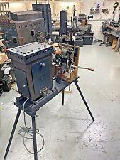 Edison Projecting Kinetoscope 35mm Projector system s/n 7398 Fil Kit Circa 1895