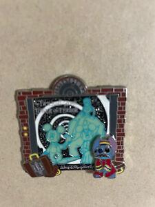 Disney Pin WDW E-Ticket Attractions Twilight Zone Tower of Terror Bellhop Stitch