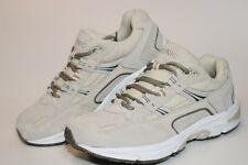 Vionic Walker Womens 9 41 W Wide Beige Suede Athletic Sneakers Walking Shoes