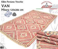 ITA-3660-1-KILIM Fatto A Mano Moderno Lavabile In LAVATRICE 100x60 CM farah1970