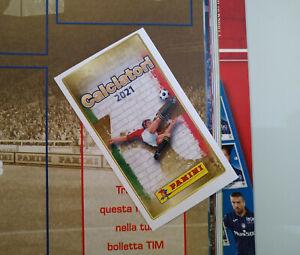 Figurina TIM CALCIATORI PANINI 2021 Album pag. 93 - Esclusiva NEGOZI TIM