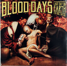 Blood Days - Last Day On Earth (Limited Edition Vinyl LP) New & Sealed
