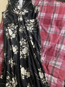 Florence And Fred Ladies Maxi Dress Size 18 RRP £20