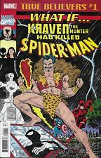 Spider-Man Comic Issue 1 What If Classic Reprint True Believers 2018 Howell
