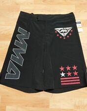 Ecko Unlimited MMA Shorts 32 Waist black board short bathing suit men's workout