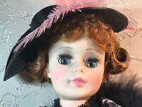 "Vintage Madame Alexander Doll Toulouse Latrec  # 2250 21"" T Pristine Condition"