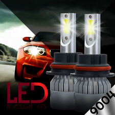 XENTEC LED Headlight Conversion kit 9004 HB1 6000K for Nissan Stanza 1985-1992