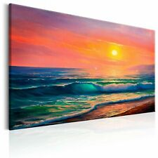 100% Handgemalt Leinwand Bilder Gemälde Wandbilder 120x80 c-B-0270-b-a_MK