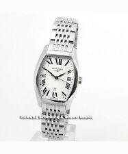 Longines Armbanduhren im Luxus-Stil aus Edelstahl