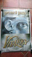 Pearl Jam - Vitalogy - Tourposter - Konzertposter - Rare