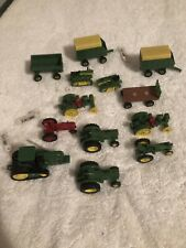 13 Different ERTL John Deere 1/64 Tracked Tractor CNP Farm Equipment Toys