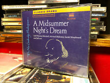 New Cambridge Shakespeare Audio: A Midsummer Night's Dream Set by William...