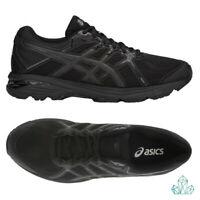 Mens Asics Trainers GT XPRESS Black Running Shoes SALE