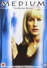 MEDIUM (Patricia Arquette)  - SEASON 2  - DVD - REGION 2 UK