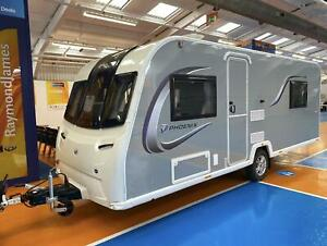 New 2022 Bailey Phoenix + 640 Fixed Rear Island Bed ***IN STOCK - ON DISPLAY***