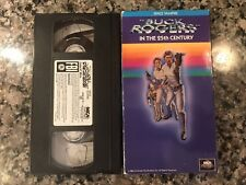 Buck Rogers Space Vampire VHS! 1989 Episode! Doctor Who Man From Atlantis