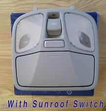 [ Sunroof ]  Hyundai Sonata  2011-2014 OVERHEAD CONSOLE LIGHT ,92810-3S001TX