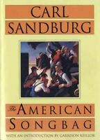 American Songbag, Paperback by Sandburg, Carl, Brand New, Free P&P in the UK