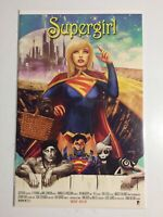 """DC Comics~""""Supergirl""""~#40~Wizard Of OZ Movie Poster Variant Cover~2015~1st~NM"""