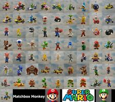 Mario Kart, World, Bros Nintendo Custom Christmas Ornament Yoshi Princess Bowser