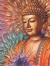 Full drill Diamond Painting Buddha Buddhism Sakyamuni Embroidery Art Decor H2234