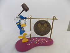 1995 Disneyana Convention Donald Duck The Big Finish Limited Edition Figurine