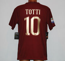 Maglia roma TOTTI NIKE derby SPQR 2016-2017 serie A tiempo legend limited edit L