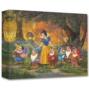 Among Friends- Michael Humphries -Treasure On Canvas Disney Fine Art