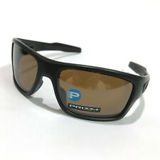 Oakley Sunglasses * Turbine 9263-40 Matte Black Prizm Tungten Polarized