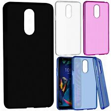 For LG K40 TPU CANDY Gel Hard Flexi Skin Case Phone Cover Accessory