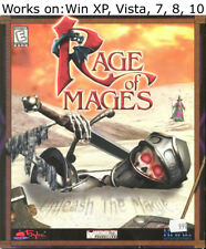 Rage of Mages PC Game 1998 Windows XP Vista 7 8 10