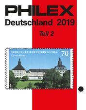Philex Deutschland Duitsland Germany Allemagne Katalog catalogue 2019 Germania