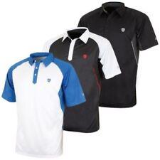 Camisas y polos de hombre de manga corta de poliéster talla M