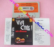 MC INTI-ILLIMANI Viva chile! 1975 italy I DISCHI DELLO ZODIACO no cd lp vhs dvd