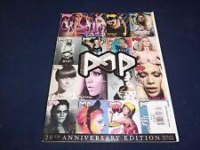 2008 NOVEMBER POP MAGAZINE - 20TH ANNIVERSARY EDITION - FASHION-  F 4166