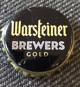 Kronkorken Warsteiner Brewers Gold KK Bottle Cap Kroni Tappi Chapa Crown Ca
